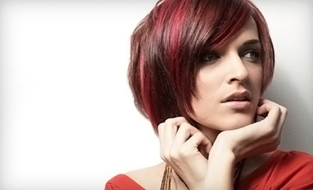 $40 for a Shampoo, Haircut and Deep Conditioning at Salon III