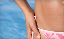 $65 for a Half-Leg Wax and Bikini Wax  at Happy Salon + Spa