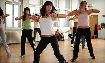 $7 for a Dance Class or a Fitness Class at A Time To Dance