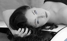 $27 for a Photo Session, Framed 5x7 Portrait & Makeover at Glamour Shots Houston
