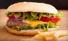 $8 for $15 at Busker's Burger Bar