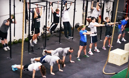 $30 for a 7 a.m. One Hour Personal Training Session at AE CrossFit