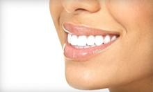 $99 for an Organic 45-Minute Teeth Whitening Session at My Texas Smile