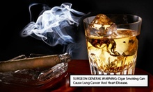 $15 for $30 Worth of Cocktails at 8Eightyeight Diamond Crown Cigar Lounge