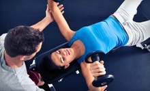 $37 for a 45-Minute Personal Training Session at Frequency Fitness Studios