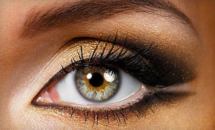 $7 for Eyebrow and Upper Lip Threading at Red Threads Threading and Henna Salon