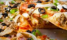 $9 for $12 at Ameci Pizza & Pasta