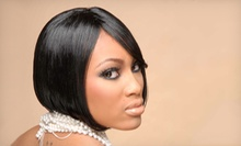 $99 for Full Sew-In Extensions  at Salon Elevations