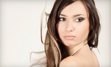 $35 for Wash, Haircut, and Blow Dry at David James Salon & Spa