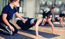 $5 for a 30-Minute Bootcamp Class at 10:30 a.m. at Health Forever Personal Training