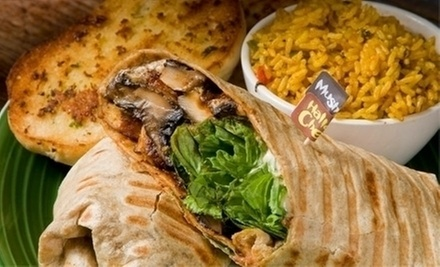$5 for $10 at Nando&#x27;s Peri-Peri