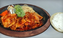 $9 for $12 at Ebi Sushi Bar