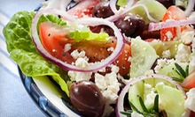 $10 for $15 at Anthi's Greek Food