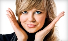 $39 for Half Head Highlights with Conditioning Treatment at Salon 1580 Roswell