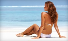 $10 for $20 Worth of Sugaring Services at Sunray Tanning Salon