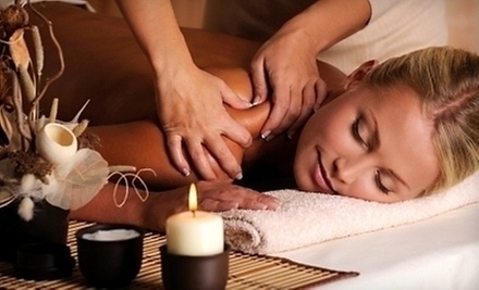 $150 for a 60-Minute Couples Massage at Voil La Familia