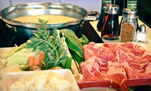 $15 for $30 at Tokyo Shabu Shabu