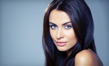 $40 for a Haircut, Blowdry, Style, and Deep Conditioning Treatment  at Lotus Salon-Braintree