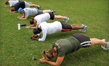 $10 for 6 PM Drop-In Bootcamp Class at Fitness Battalion Atlanta