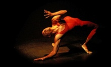 $11 for a 1.5-Hour 7:30 p.m. Intermediate/Adv. Improvisation Class at The Center for Contemporary Dance