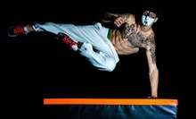 $20 for a Two-Hour 11 a.m. Intro Class  at Miami Freerunning and Parkour Academy