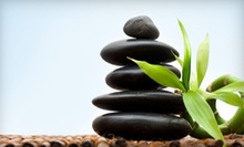 $69 for Hot Stone Massage with Aromatherapy Hot Towel Treatment at Pure Spa and Salon