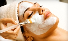 $39 for a Seaweed Mud Paraffin or Pure Paraffin Facial at Sapphire Beauty Salon