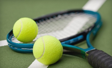 $18 for a Drop-in Group Tennis Lesson at 9 a.m. at ProTenn International