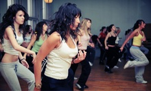 $5 for a Zumba Class at 10:45 a.m. at Zumba Rocks!