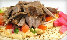 $8 for $15 at Pita Mediterranean Cuisine