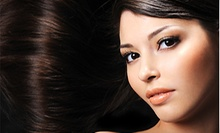 $38 for Haircut & Style at Salon De La Cruz