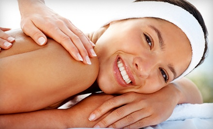 $50 for a One Hour Hydrotherapy Package  at Xhale Fitness and Wellness Spa