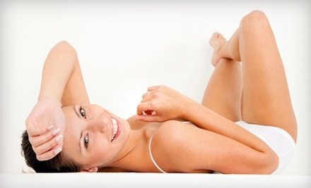 $25 for a Callus Treatment Pedi & Mani at Sol Y Luna Spa