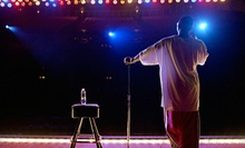 $10 for One Ticket for the 6 p.m. Saturday comedy show at The Comedy Palace
