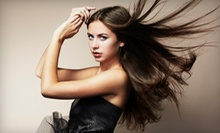 $75 for an Express Keratin Straightening Treatment at Shades of Seven Salon