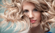 $75 for a Full Foil, Haircut & Style at Hair by Jennifer at Salon 10