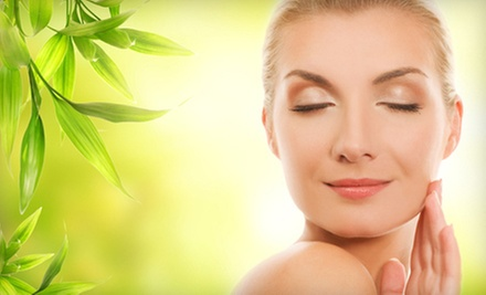 $45 for a One-Hour Acutonics Session at Pure Center