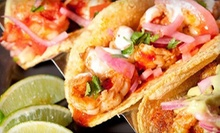 $4 for $7 at El Burro Tacos & Beer