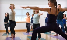 $8 for a 7:15 p.m. Yoga Class at Dynamic Power Yoga PLUS!