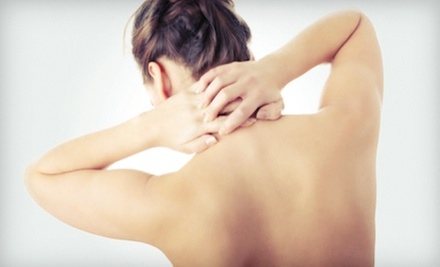 $48 for a Chiropractic Exam, 30-Minute Massage, and 1 Laser Therapy at South Bay Wellness Center