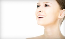 $38 for a 1-Hour Elite Facial and Eyebrow Wax  at FaceLuXe