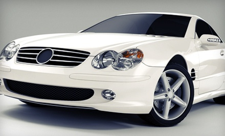 $99 for an Executive Auto Detail at Executive Look Auto Detailing