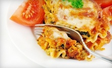 $12 for $20 at Italian Cravings