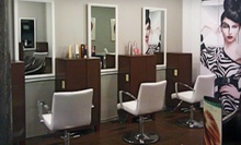 $78 for 10 Foil Highlight. Haircut  and Conditionint treatment   at Haute Philosophy Salon