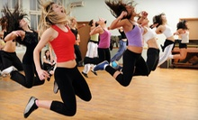 $6 for a Zumba Class at 1 p.m. at Elements Diet and Fitness DC