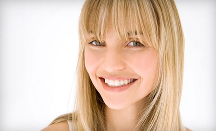 $79 for  an All Over Color or Partial Highlights, Cut and Style  at Scott Miller Studios