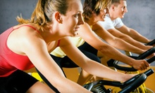 $10 for a One-Hour Cycling Class at 9:45 a.m. at Life Health & Fitness