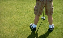$45 for 1-Hour Private Junior's Golf Lesson at Little Linksters
