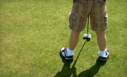 $45 for 1-Hour Private Junior&#x27;s Golf Lesson at Little Linksters