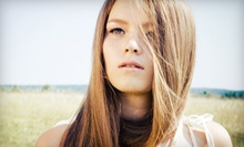 $65 for a Cut and Color at Total Hair Fitness